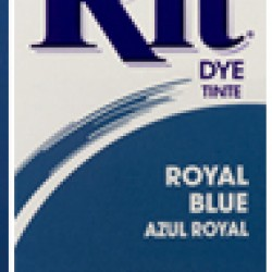 DYE RIT POWDER 1-1/8 oz. DENIM BLUE