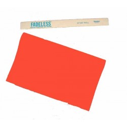 "ART ROLLS FADELESS®  24"" X 60'  FLAME RED"