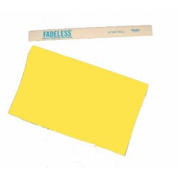 "ART ROLLS FADELESS®  24"" X 60'  CANARY"