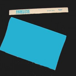 "ART ROLLS FADELESS®  24"" X 60'  AZURE BLUE"