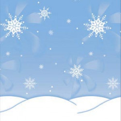 "ART ROLLS FADELESS® DESIGNS 48"" X 12' WINTERTIME"