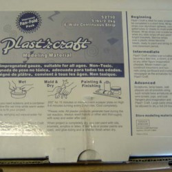 PLAST'R CRAFT 20 LB