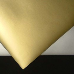 "POSTER BOARD METALLIC GOLD   22"" X 28""  25 / CS"
