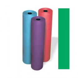 "ART ROLLS RAINBOW KRAFT LT WEIGHT 36"" X 1000' BRITE GREEN"
