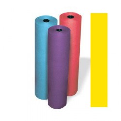 "ART ROLLS RAINBOW KRAFT LT WEIGHT 36"" X 1000' CANARY"