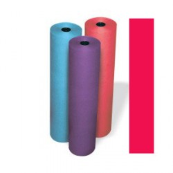 "ART ROLLS RAINBOW KRAFT LT WEIGHT 36"" X 1000' FLAME RED"