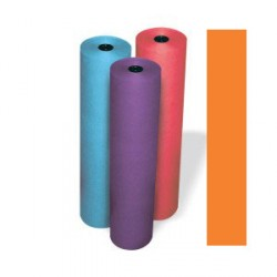 "ART ROLLS RAINBOW KRAFT LT WEIGHT 36"" X 1000' ORANGE"