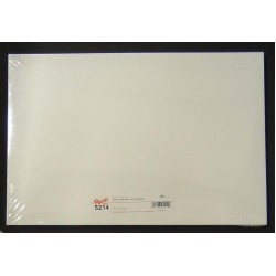 "TAGBOARD  WHITE HEAVY WEIGHT 150 lb   100ct 12"" X 18"""