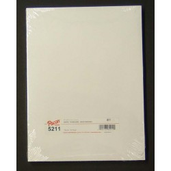 """TAGBOARD  WHITE HEAVY WEIGHT 150 lb   100ct 9"""" X 12"""""""