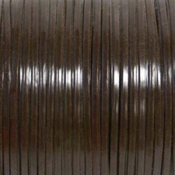 LACING GIMP 100 YARD SPOOL PLASTIC REXLACE  DK BROWN