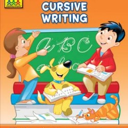 "WORKBOOKS ""I KNOW IT!"" 32 pg CURSIVE WRITING 3-4"