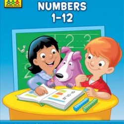 "WORKBOOKS ""I KNOW IT!"" 32 pg NUMBERS 1-12 K-1"