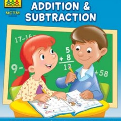 "WORKBOOKS ""I KNOW IT!"" 32 pg ADDITION & SUBTRACTION 1"