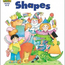 "WORKBOOKS ""GET READY!"" PRESCHOOL SHAPES"