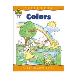 "WORKBOOKS ""GET READY!"" PRESCHOOL COLORS"