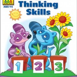 "WORKBOOKS ""GET READY!"" PRESCHOOL THINKING SKILLS"
