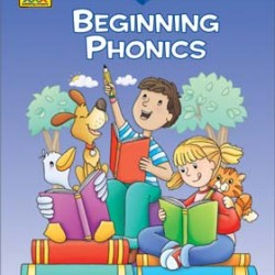 "WORKBOOKS ""I KNOW IT!"" 32 pg BEGINNING PHONICS 1-2"