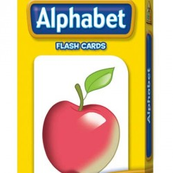 FLASH CARDS SCHOOL ZONE 56 CT ALPHABET