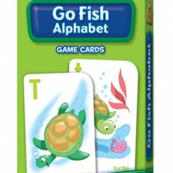 GAME CARDS SCHOOL ZONE 56ct GO FISH