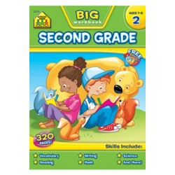 "WORKBOOK ""BIG GET READY!"" SECOND GRADE"
