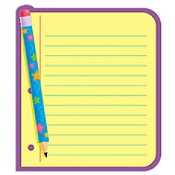 NOTE PADS NOTE PAPER  TREND