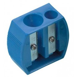 PENCIL SHARPENER TWO HOLE CARDED CLi