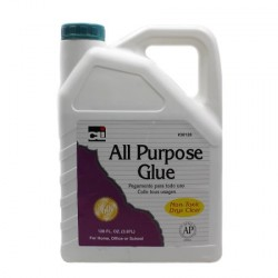 GLUE CLi  BRAND ALL PURPOSE WHITE GLUE GALLON