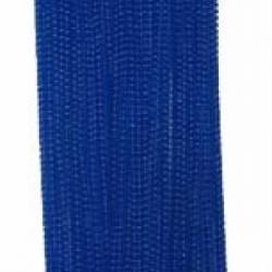 "PIPE CLEANERS (CHENILLE STEMS) 12"" 100ct. DK BLUE"