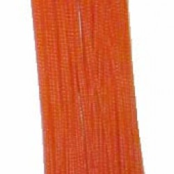 "PIPE CLEANERS (CHENILLE STEMS) 12"" 100ct. ORANGE"
