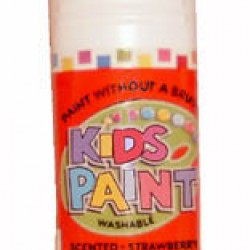 CRAFTY DAB KID'S PAINT DOT MARKER 1.6oz 48ml RED