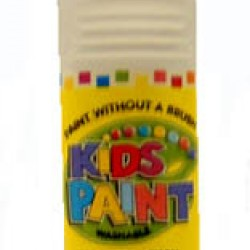 CRAFTY DAB KID'S PAINT DOT MARKER 1.6oz 48ml YELLOW