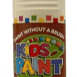 CRAFTY DAB KID'S PAINT DOT MARKER 1.6oz 48ml BROWN