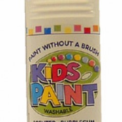 CRAFTY DAB KID'S PAINT DOT MARKER 1.6oz 48ml WHITE
