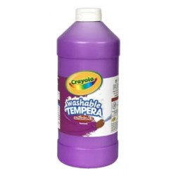 PAINT TEMPERA ARTISTA II WASH LIQUID   32oz.  VIOLET