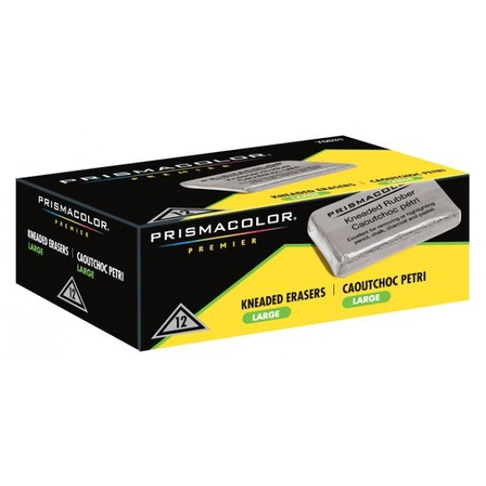 ERASERS KNEADABLE PRISMACOLOR  BRAND LARGE