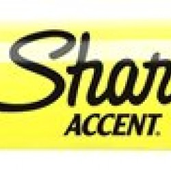 HIGHLIGHTER SHARPIE ACCENT FLUORESCENT YELLOW